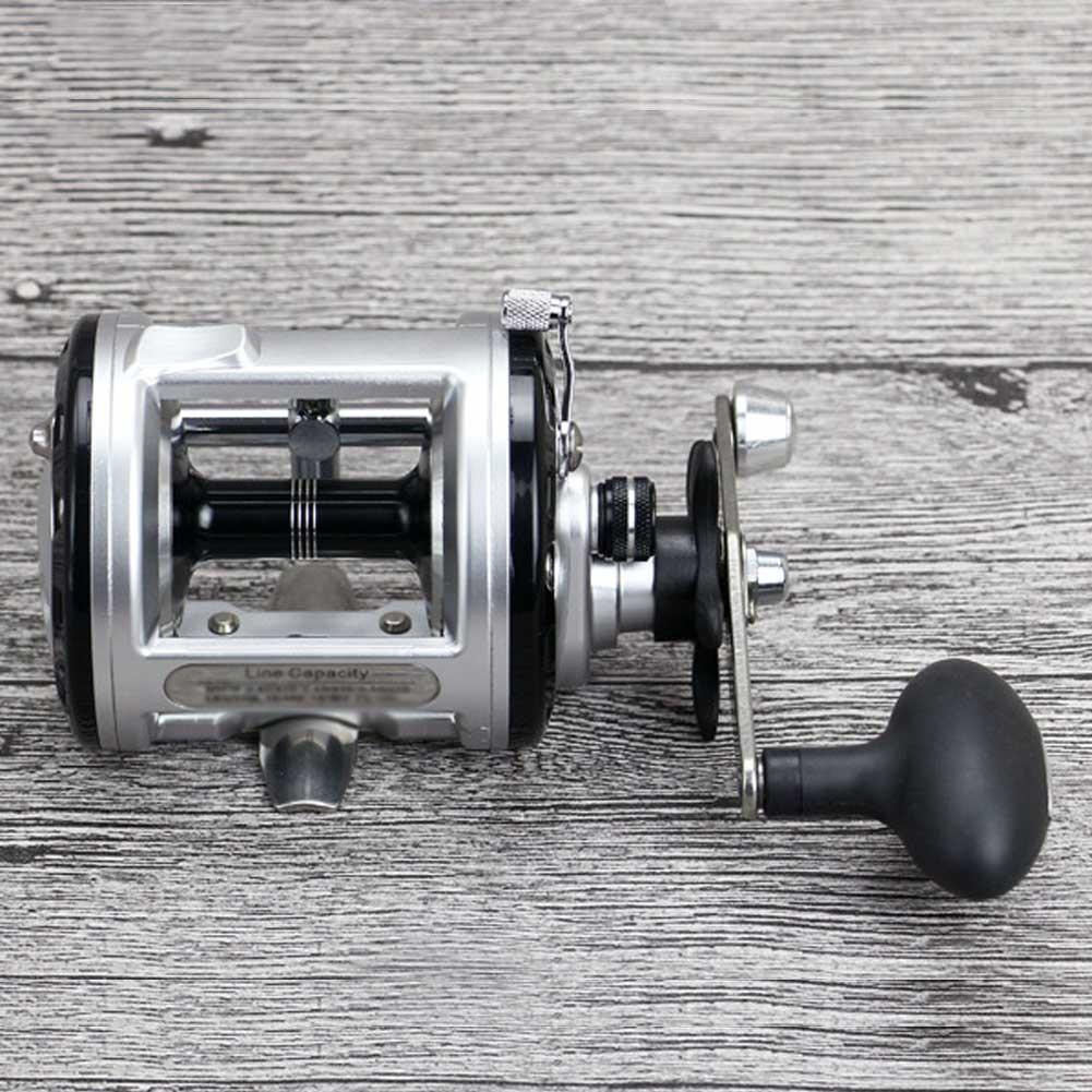 Yumoshi-Spool-12-1Bb-Ball-Bearing-All-Metal-Fishing-Spinning-Trolling-Reel-L9T4 miniatuur 6