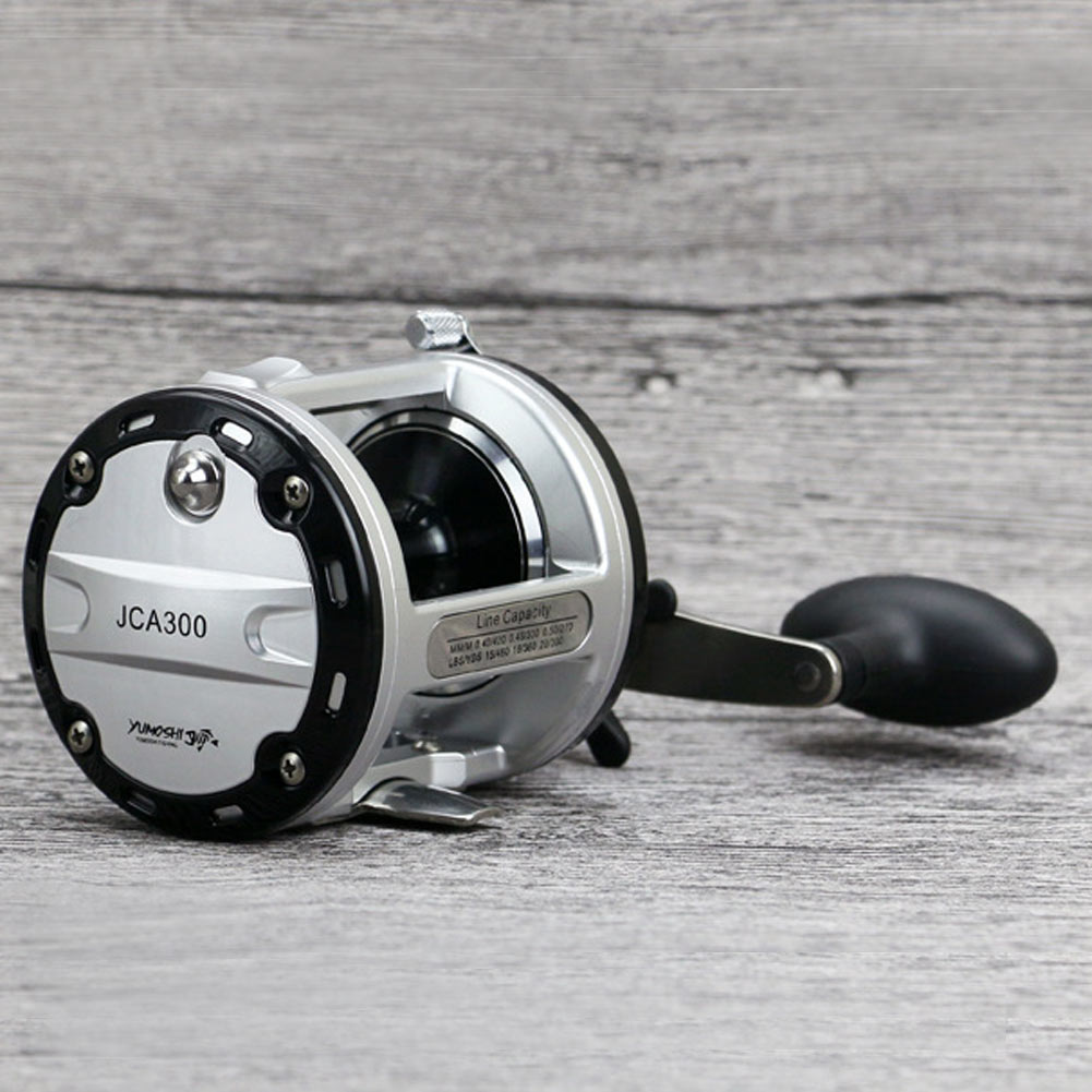 Yumoshi-Spool-12-1Bb-Ball-Bearing-All-Metal-Fishing-Spinning-Trolling-Reel-L9T4 miniatuur 7