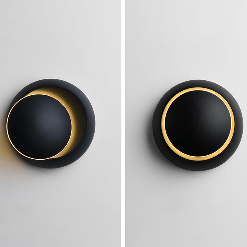 Lampe-De-Chevet-Ajustable-Rotative-A-360-Degres-85V-265V-Applique-5W-Led-I8D4 miniature 11