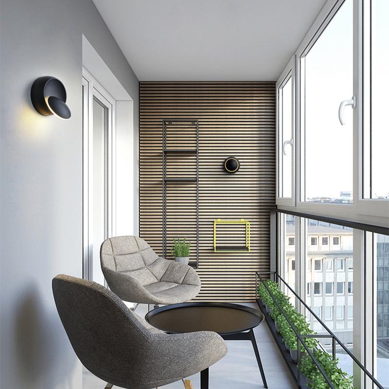 Lampe-De-Chevet-Ajustable-Rotative-A-360-Degres-85V-265V-Applique-5W-Led-I8D4 miniature 13