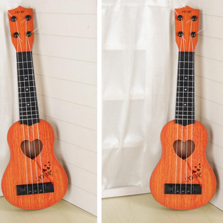Juguete-Guitarra-De-EducacioN-Infantil-Temprano-Instrumento-Guitarra-Ukelel-J3D2 miniatura 5