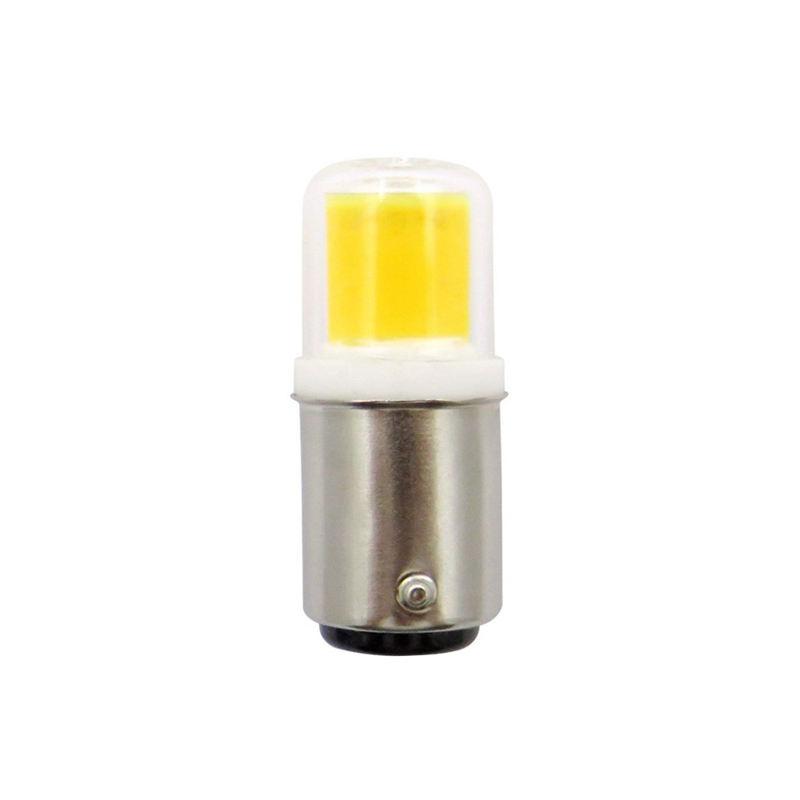Ba15D-Led-Light-Bulb-3W-220V-Ac-Non-Dimming-300-Lumens-Cob-1511-Led-Lamp-Whi-1K8 thumbnail 5