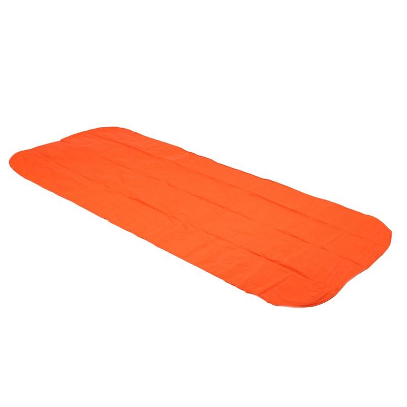 Ultralight-Outdoor-Inflatable-Cushion-Sleeping-Camping-Mat-Sleeping-Pad-Mat-P4K8 thumbnail 3