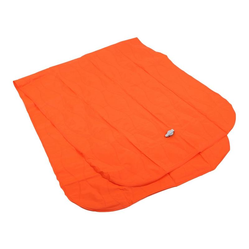 Ultralight-Outdoor-Inflatable-Cushion-Sleeping-Camping-Mat-Sleeping-Pad-Mat-P4K8 thumbnail 4