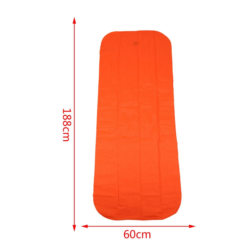 Ultralight-Outdoor-Inflatable-Cushion-Sleeping-Camping-Mat-Sleeping-Pad-Mat-P4K8 thumbnail 7