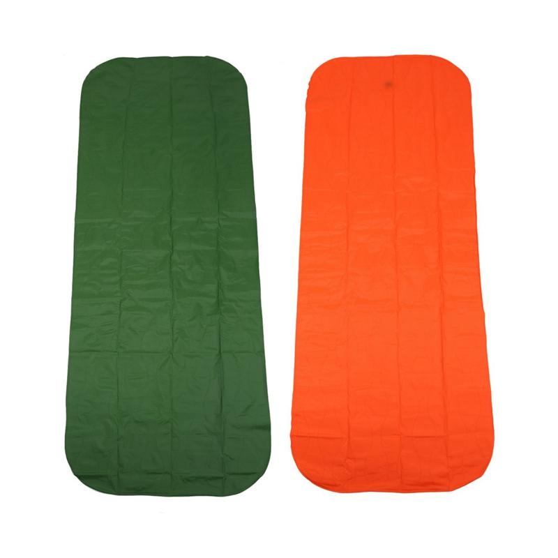Ultralight-Outdoor-Inflatable-Cushion-Sleeping-Camping-Mat-Sleeping-Pad-Mat-P4K8 thumbnail 11