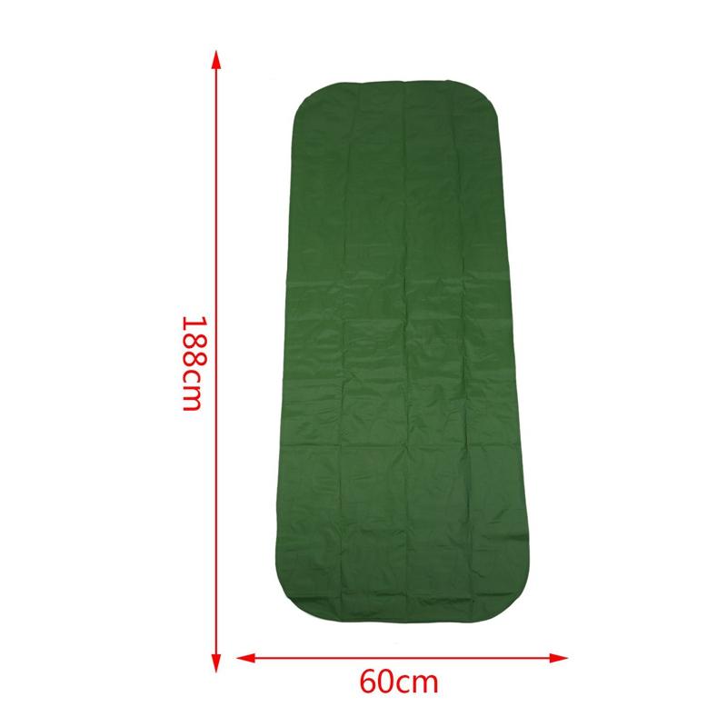 Ultralight-Outdoor-Inflatable-Cushion-Sleeping-Camping-Mat-Sleeping-Pad-Mat-P4K8 thumbnail 20