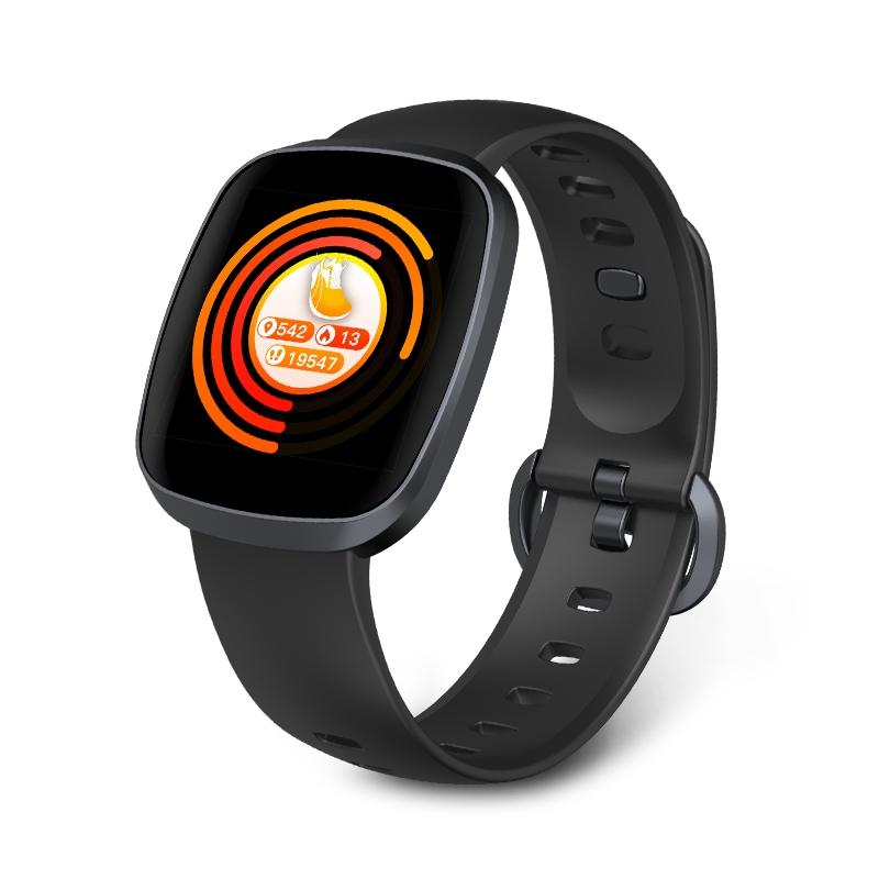 Intelligente-Uhr-Wasserdichtes-Gt103-Blut-Druck-Fitness-Tracker-Schlaf-Moni-U8R3 Indexbild 3