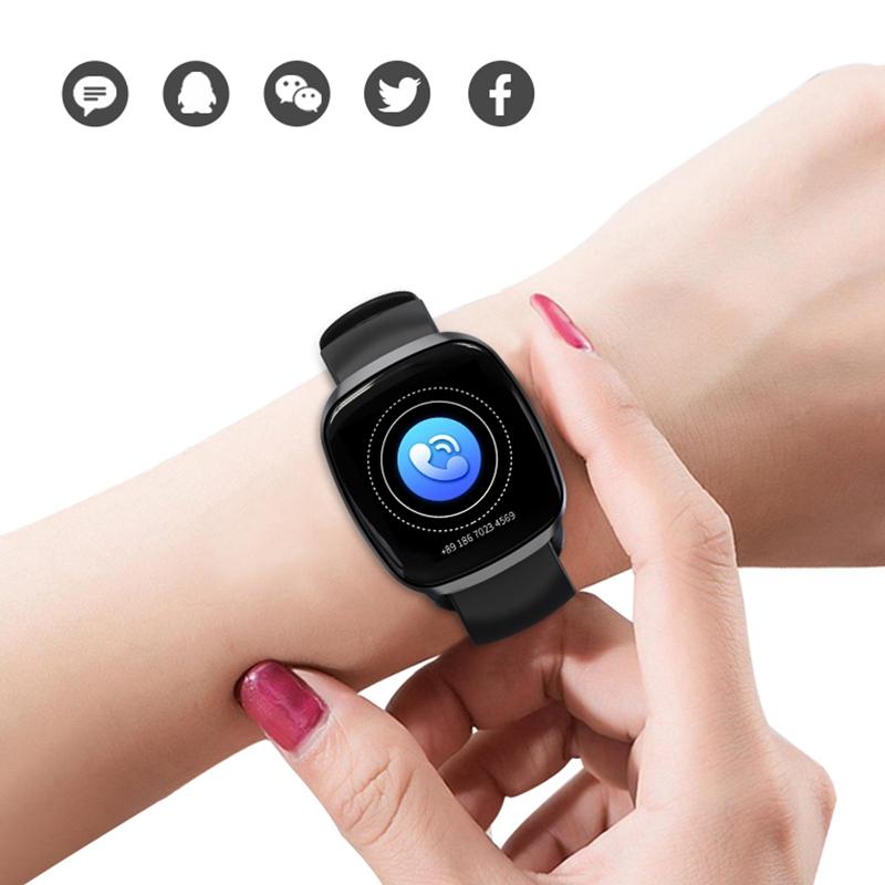 Intelligente-Uhr-Wasserdichtes-Gt103-Blut-Druck-Fitness-Tracker-Schlaf-Moni-U8R3 Indexbild 8