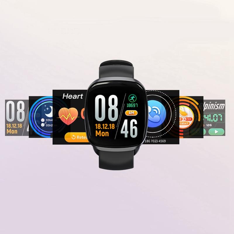 Intelligente-Uhr-Wasserdichtes-Gt103-Blut-Druck-Fitness-Tracker-Schlaf-Moni-U8R3 Indexbild 10