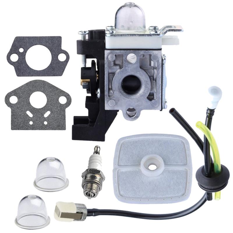 15X (Cocheburador con REpower Kit de mantenimiento para Echo Gt225 Gt225I Gt225L PA 3E4)