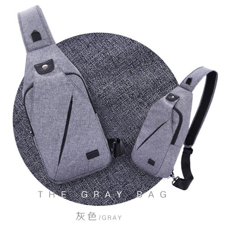 Tinyat-Paquete-Bolsa-de-Pecho-de-Hombre-Funcional-Informal-Bolsas-de-Mensaj-M5X4 miniatura 23