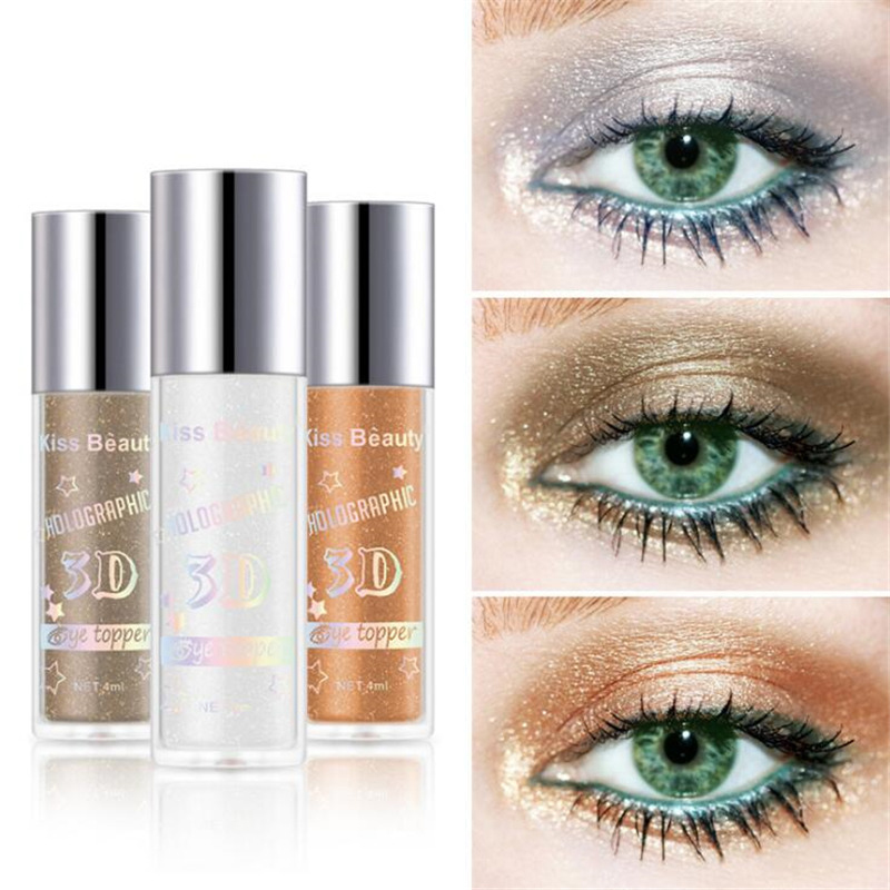 2X-Kiss-Beauty-3D-Metal-Liquid-Eyeshadow-Glitter-Eye-Shadow-Liquid-Shimmer-A9F1 thumbnail 11