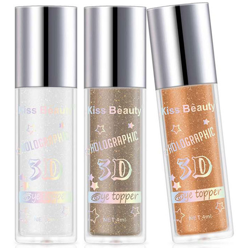2X-Kiss-Beauty-3D-Metal-Liquid-Eyeshadow-Glitter-Eye-Shadow-Liquid-Shimmer-A9F1 thumbnail 20