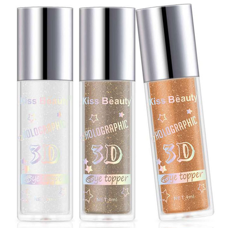 2X-Kiss-Beauty-3D-Metal-Liquid-Eyeshadow-Glitter-Eye-Shadow-Liquid-Shimmer-A9F1 thumbnail 40