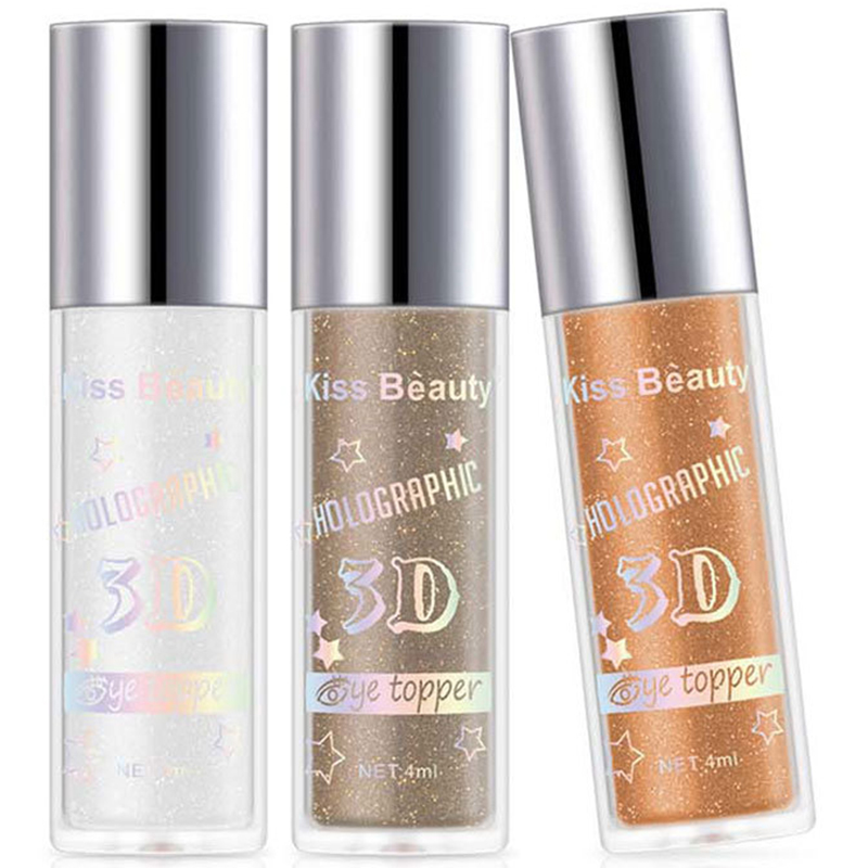 2X-Kiss-Beauty-3D-Metal-Liquid-Eyeshadow-Glitter-Eye-Shadow-Liquid-Shimmer-A9F1 thumbnail 50