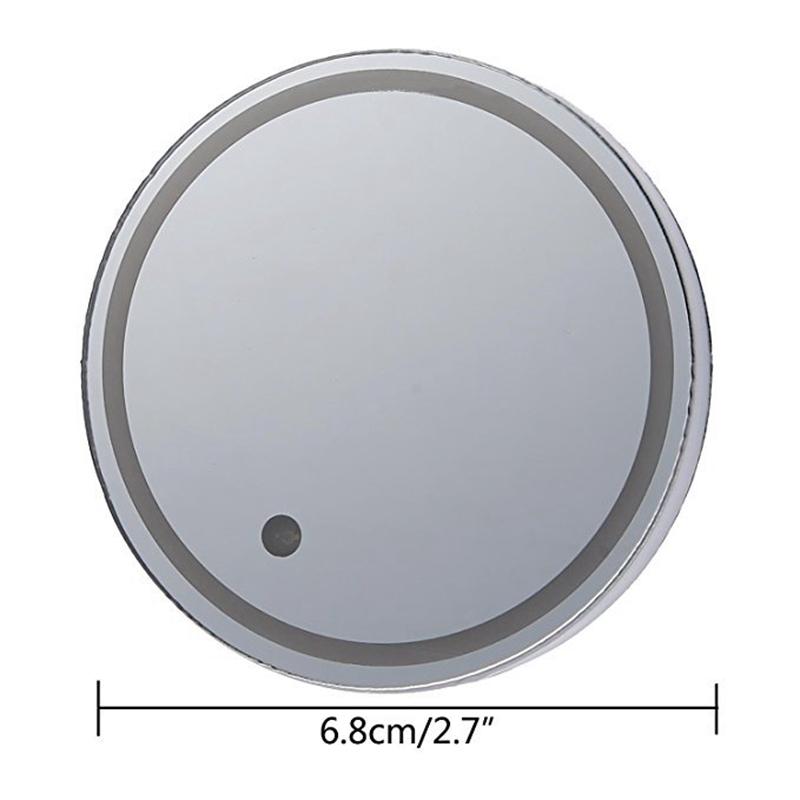 Tampon-de-Tasse-de-Bouteille-D-039-Eau-Lampe-Led-de-Voiture-Tampon-de-Tasse-Lam-H9X2 miniature 2