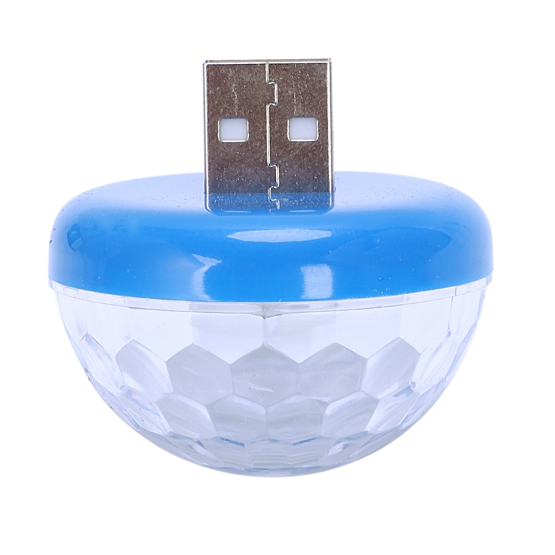 Lampe-D-039-Atmosphere-Usb-De-Voiture-Led-Mini-Lampe-Sonore-Musique-Coloree-Dj-Q3N7 miniature 4