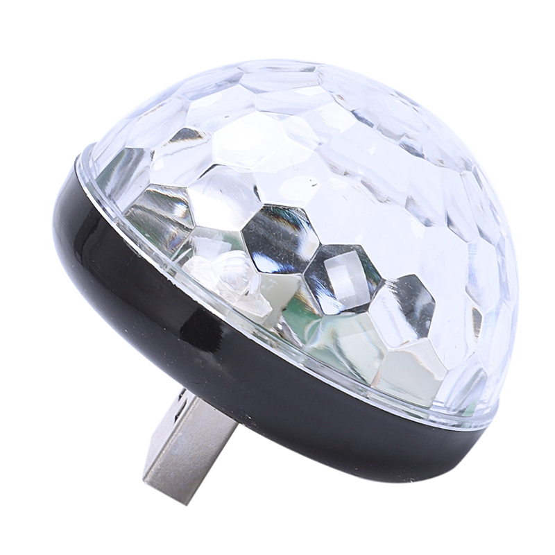 Lampe-D-039-Atmosphere-Usb-De-Voiture-Led-Mini-Lampe-Sonore-Musique-Coloree-Dj-Q3N7 miniature 11