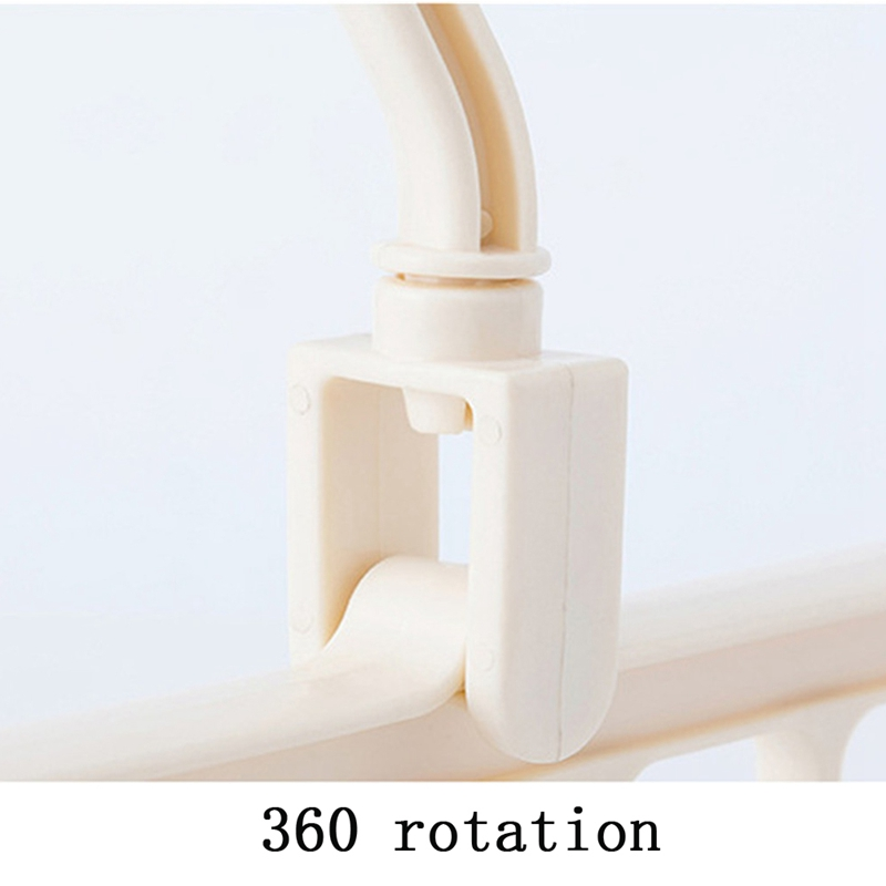 Multi-Port-Support-Circle-Clothes-Hanger-Clothes-Drying-Rack-Multifunction-I1Y8 thumbnail 15