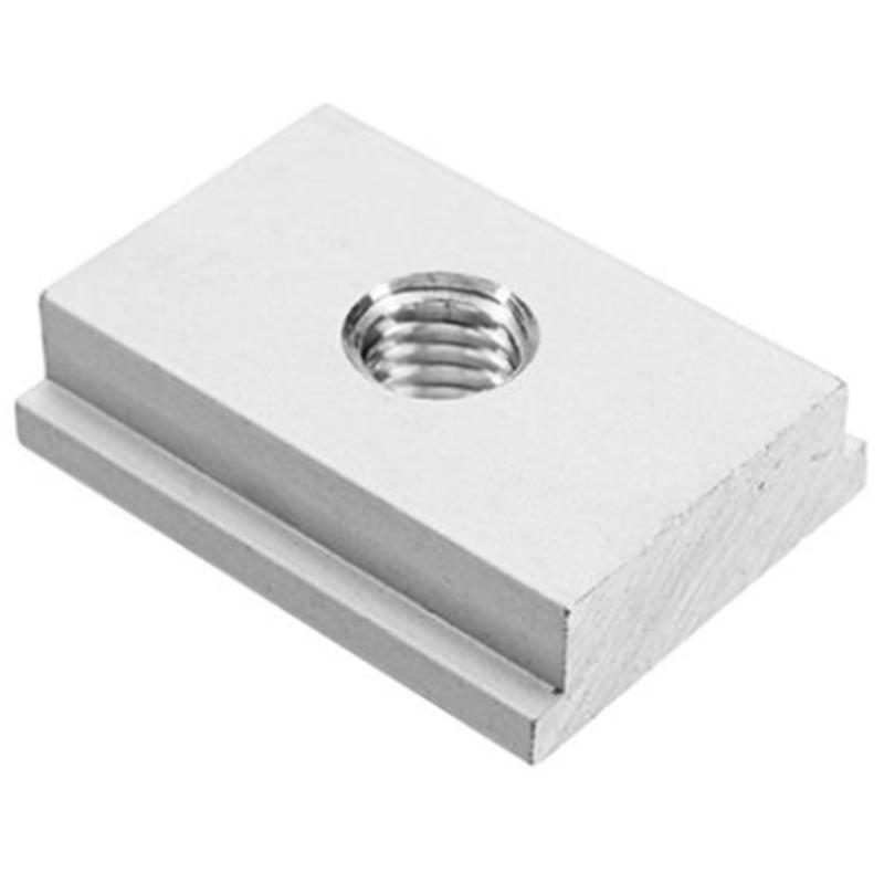T-Pista-Deslizador-Tuerca-Deslizante-Tuerca-De-Ranura-De-T-De-Aleacion-De-Alumin miniatura 6