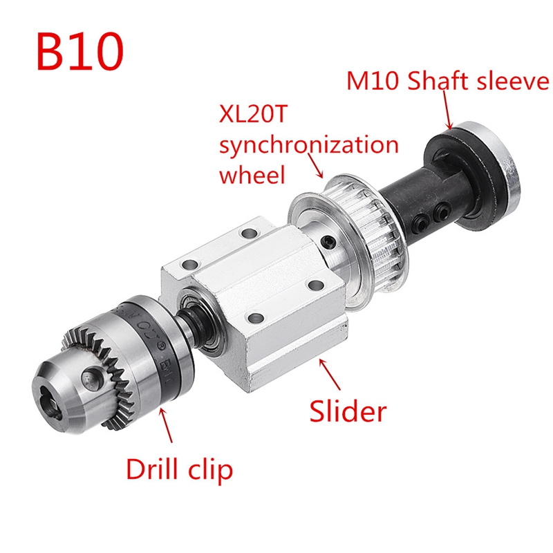 No-Power-Diy-Woodworking-Cutting-Grinding-Spindle-Trimming-Belt-Small-Lathe-I3B1 thumbnail 6