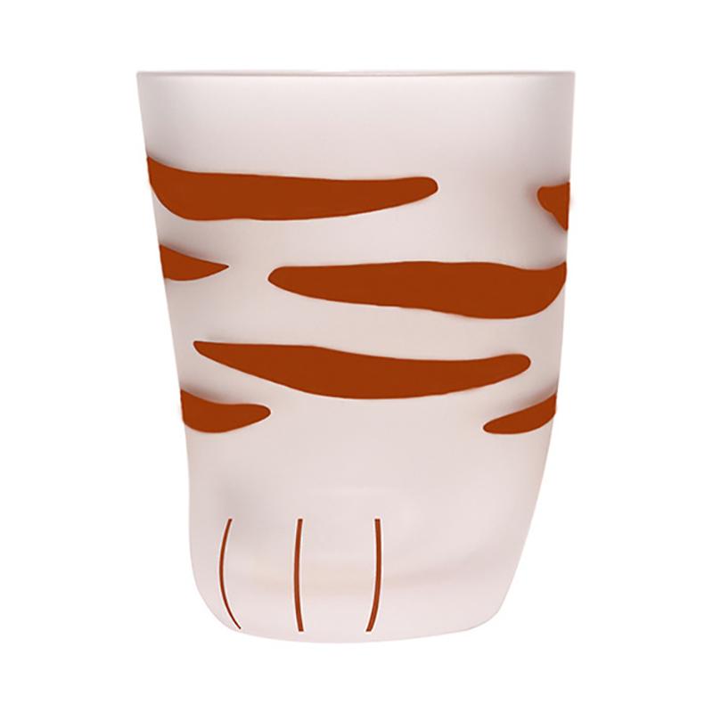 1X-Creative-Cute-Cat-Paws-Glass-Tiger-Paws-Mug-Office-Coffee-Mug-Tumbler-Pe5O1 thumbnail 8