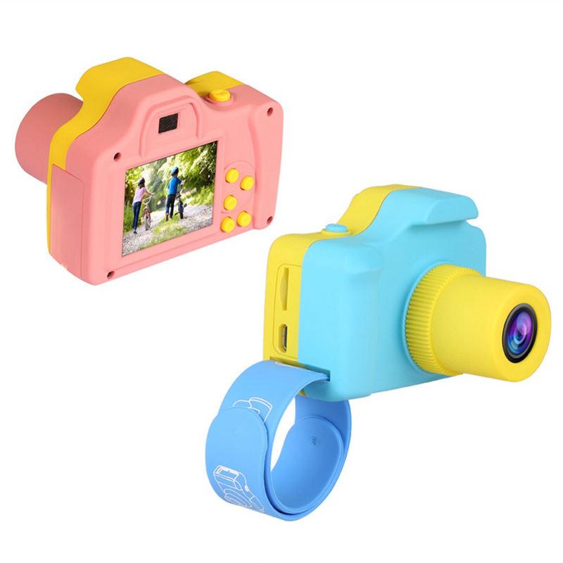 Orsda-1-77-Zoll-16Mp-1080-P-Mini-Lsr-Cam-Digital-Kamera-FUR-Kinder-Baby-Nie-V8W3 Indexbild 3