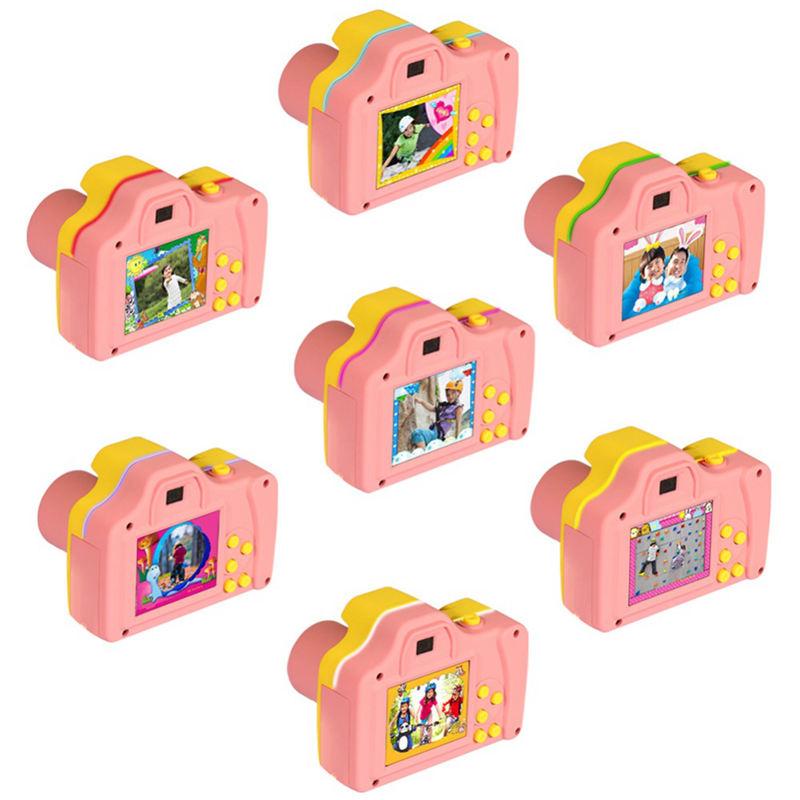 Orsda-1-77-Zoll-16Mp-1080-P-Mini-Lsr-Cam-Digital-Kamera-FUR-Kinder-Baby-Nie-V8W3 Indexbild 4
