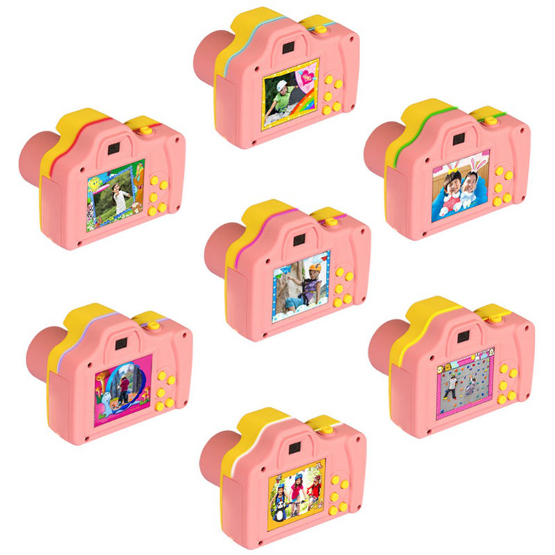 Orsda-1-77-Zoll-16Mp-1080-P-Mini-Lsr-Cam-Digital-Kamera-FUR-Kinder-Baby-Nie-V8W3 Indexbild 11