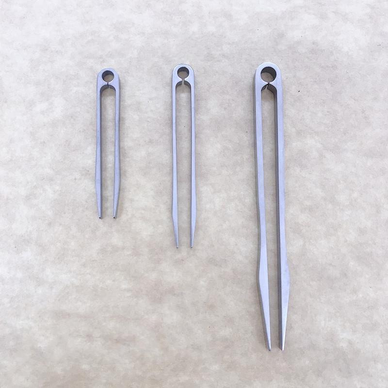 1X-Titanium-Alloy-Production-Tweezers-Outdoor-Home-Travel-Edc-Gadget-Antiba-V2H6 thumbnail 4