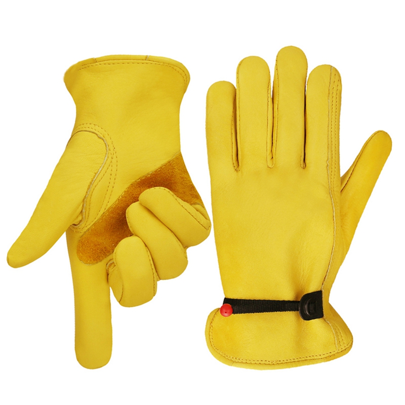 OLSON-DEEPAK-Guantes-de-Trabajo-Guante-Protector-de-Pu-Para-Fabrica-Conductor-Al miniatura 3