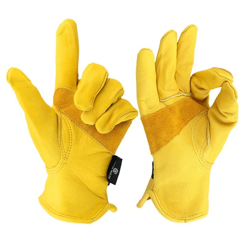 OLSON-DEEPAK-Guantes-de-Trabajo-Guante-Protector-de-Pu-Para-Fabrica-Conductor-Al miniatura 4