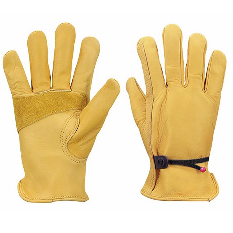 OLSON-DEEPAK-Guantes-de-Trabajo-Guante-Protector-de-Pu-Para-Fabrica-Conductor-Al miniatura 5