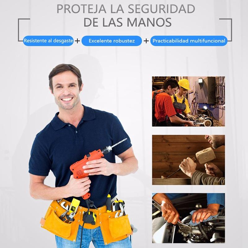 OLSON-DEEPAK-Guantes-de-Trabajo-Guante-Protector-de-Pu-Para-Fabrica-Conductor-Al miniatura 10