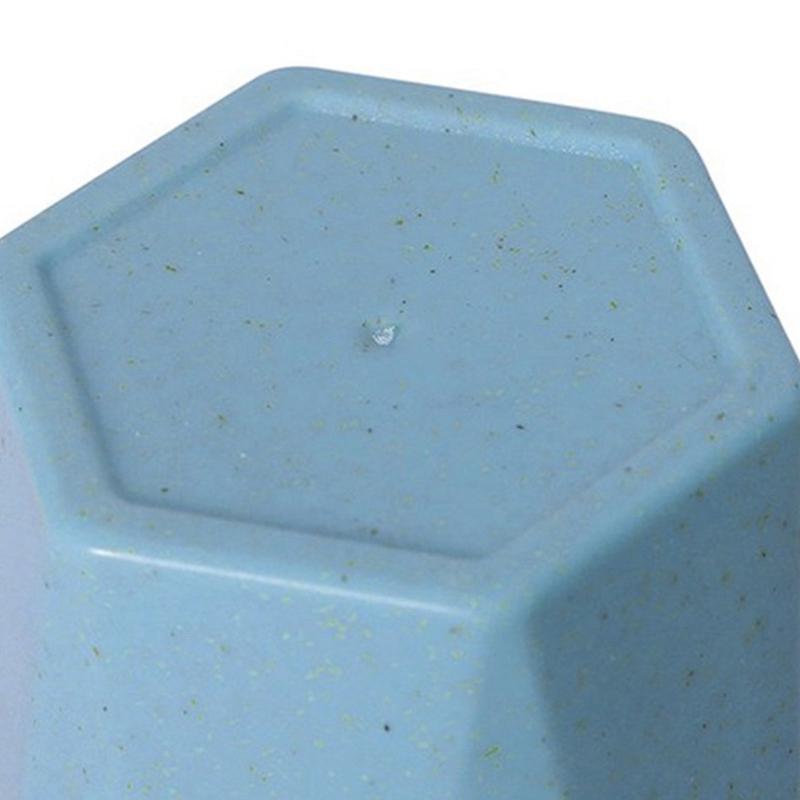Tasse-En-Plastique-De-Paille-Verte-Style-Nordique-Tasse-De-Support-De-Bross-P1F3 miniature 10