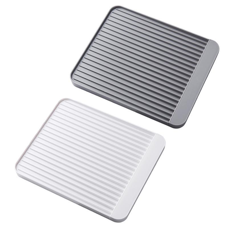 Simple-Fashion-Diatom-Mud-Draining-Board-Mat-Concave-And-Convex-Design-KitcP7W6 thumbnail 4