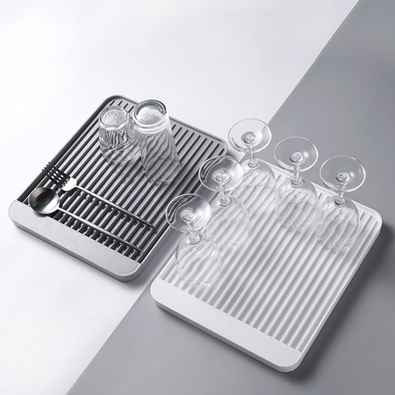 Simple-Fashion-Diatom-Mud-Draining-Board-Mat-Concave-And-Convex-Design-KitcP7W6 thumbnail 18