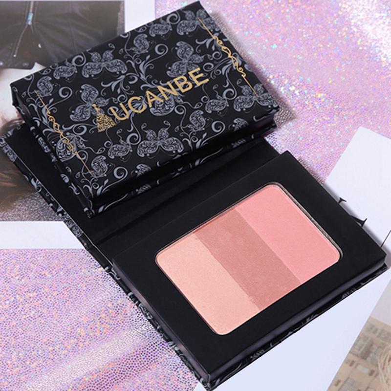 Ucanbe-Mineral-Blush-Make-Up-Palette-Face-Cheek-Blusher-Shading-Shadow-Powde-2O9 thumbnail 9