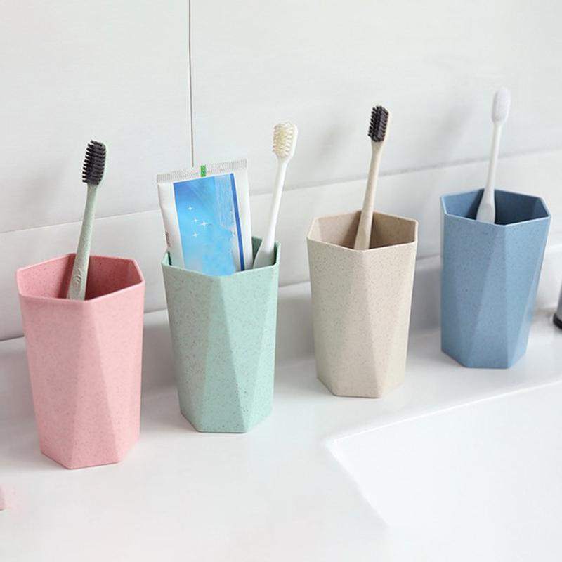 Tasse-En-Plastique-De-Paille-Verte-Style-Nordique-Tasse-De-Support-De-Bross-P1F3