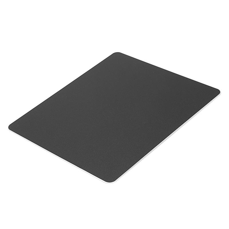 Voground-Tapis-De-Souris-En-Aluminium-Argente-Dur-Double-Face-Ultra-Mince-De-j1y miniature 7