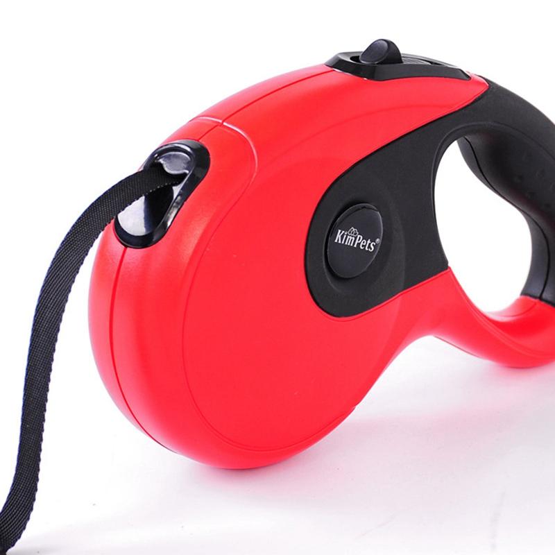 Kimpets-Correa-De-Perro-Flexible-Retractil-Automatico-Cachorro-De-Gato-Perr-I4A8 miniatura 5