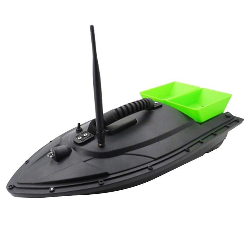 intelligent Bait Boat Dual Motor Fish Finder Nave Barca Telecohommedo 500M Barche D V1H1