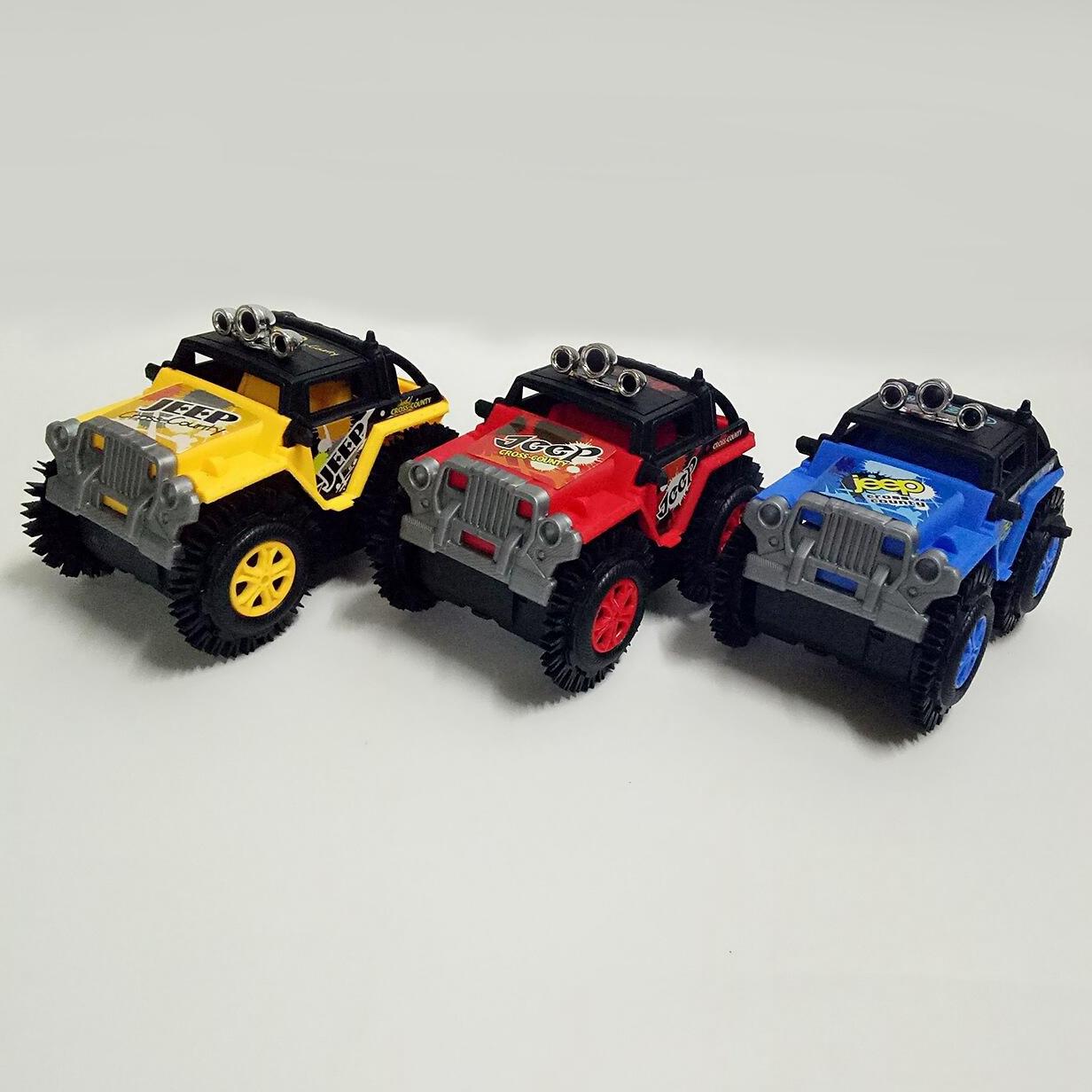 1Pcs-Electrico-Mini-Camion-Volquete-Camion-De-Carretera-Coche-De-Escalada-D-U3R3 miniatura 3