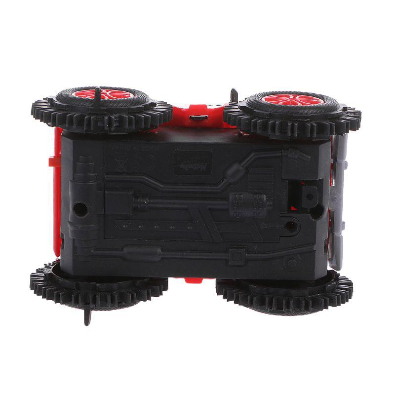 1Pcs-Electrico-Mini-Camion-Volquete-Camion-De-Carretera-Coche-De-Escalada-D-U3R3 miniatura 7