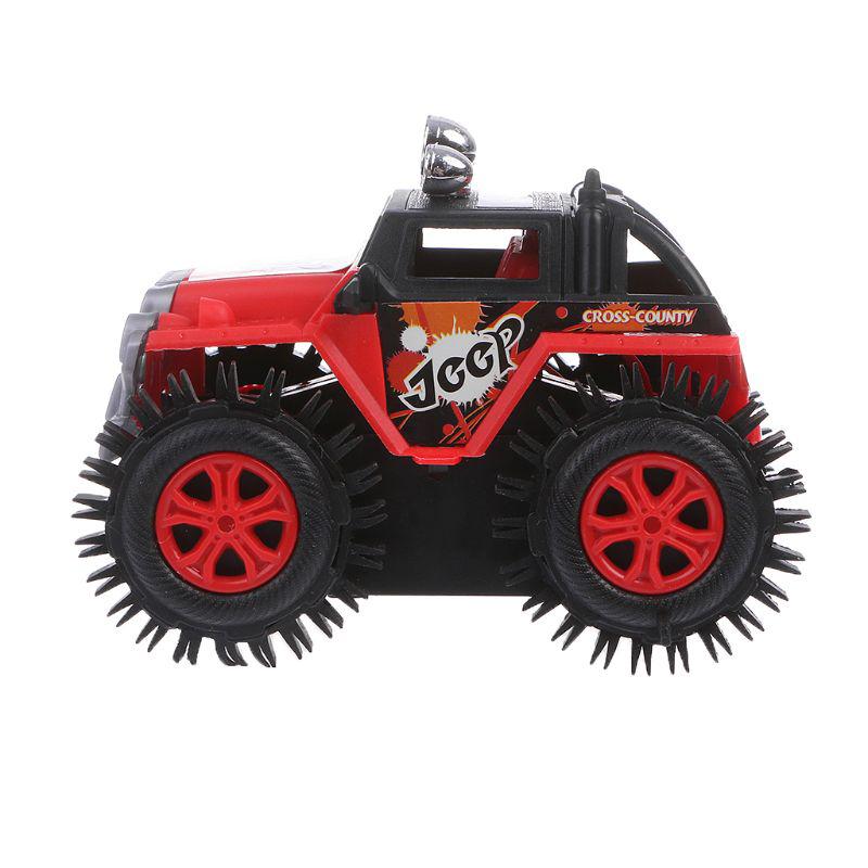 1Pcs-Electrico-Mini-Camion-Volquete-Camion-De-Carretera-Coche-De-Escalada-D-U3R3 miniatura 11