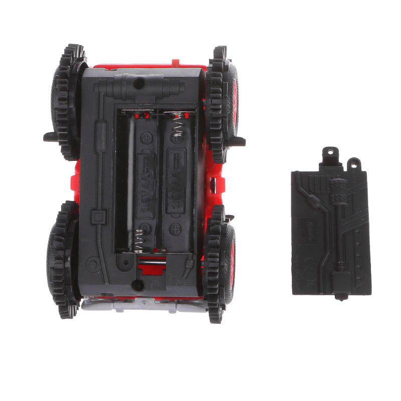1Pcs-Electrico-Mini-Camion-Volquete-Camion-De-Carretera-Coche-De-Escalada-D-U3R3 miniatura 12