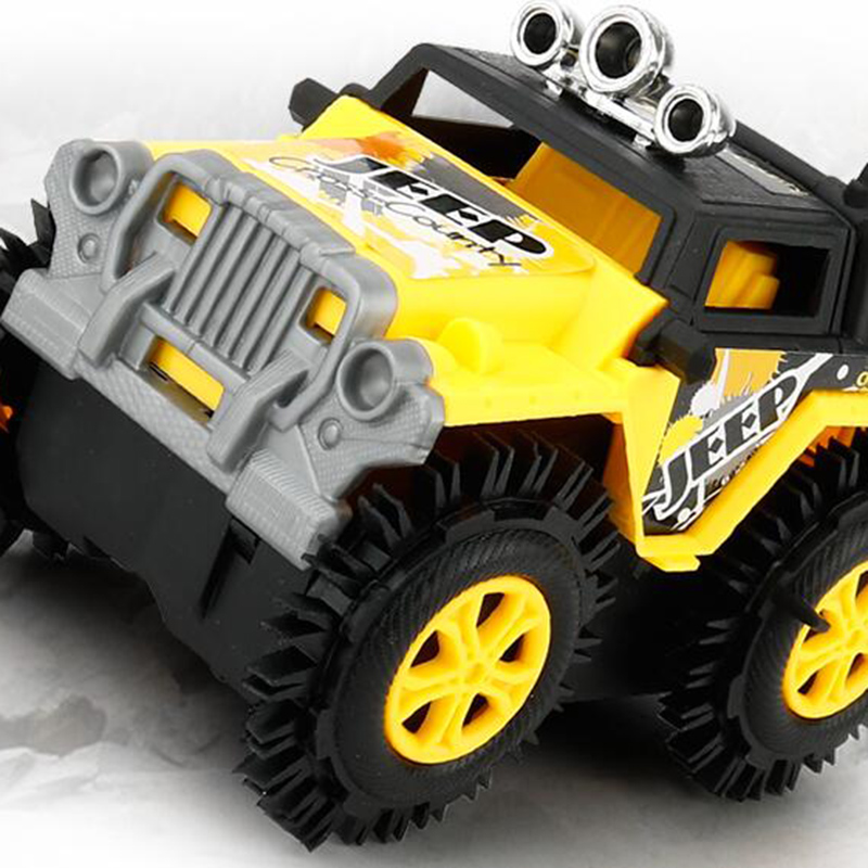 1Pcs-Electrico-Mini-Camion-Volquete-Camion-De-Carretera-Coche-De-Escalada-D-U3R3 miniatura 16