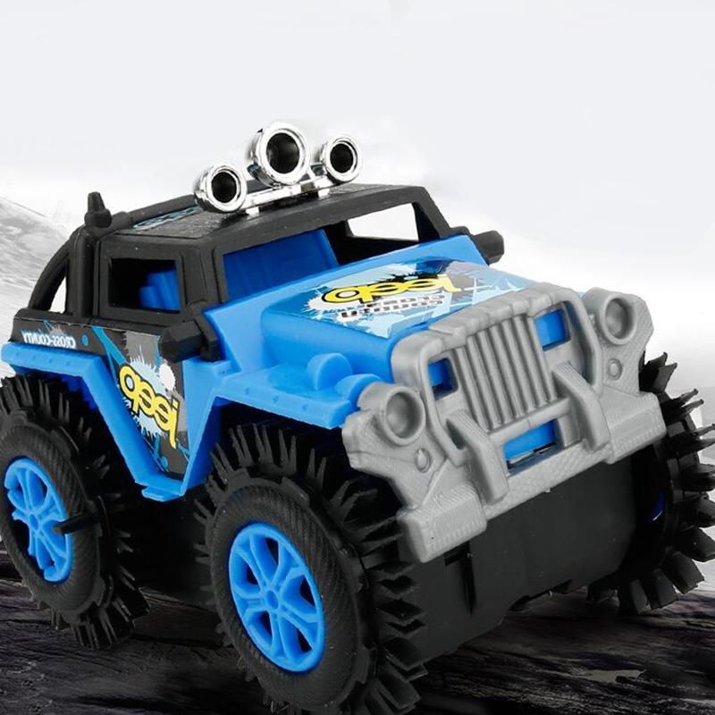 1Pcs-Electrico-Mini-Camion-Volquete-Camion-De-Carretera-Coche-De-Escalada-D-U3R3 miniatura 18