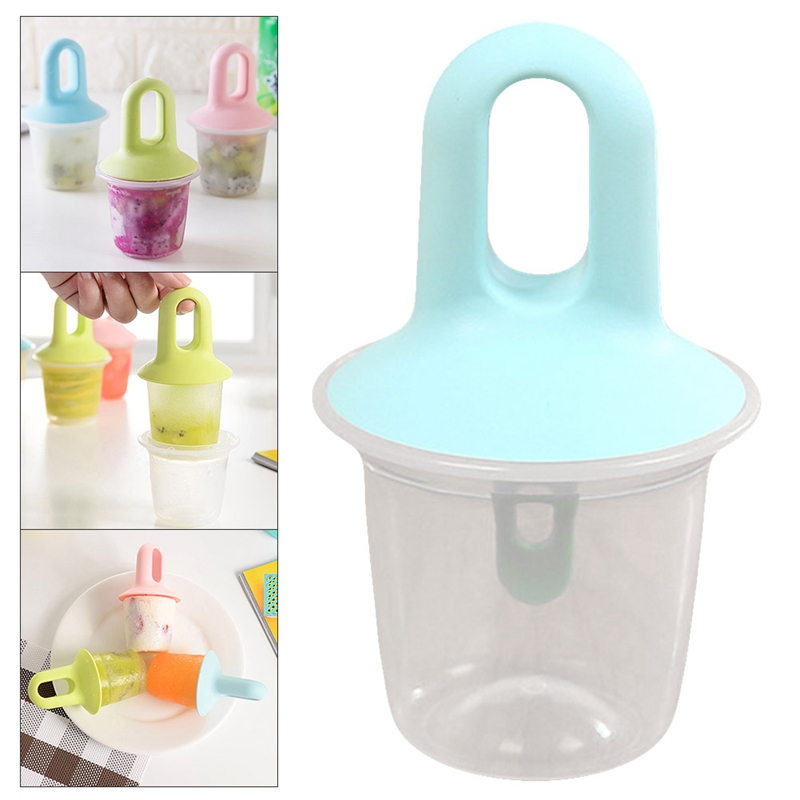 Fred Kitchen Craft Kids Samurice Ice Pop Mold Frozen Lolly Popsicle Mould B